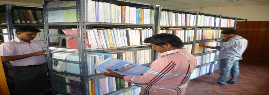 Guindy Campus Library